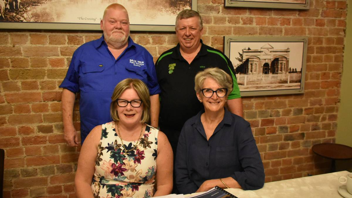 A organisation to fight for Boorowa: Word in the Streets