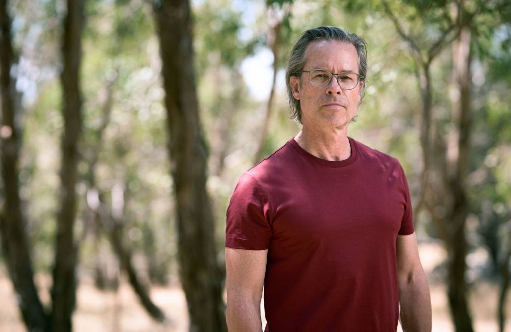 Motivational: Australian actor Guy Pearce presents Advancing Australia, Saturdays, 6pm, TEN/WIN Network.