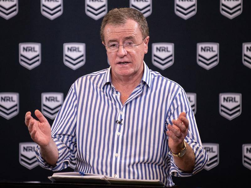 Graham Annesley says NRL teams are entitled to use a free interchange after foul play.